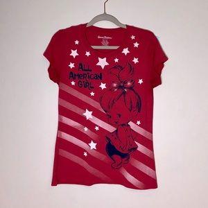 Hanna-Barbera Pebbles T-shirt.